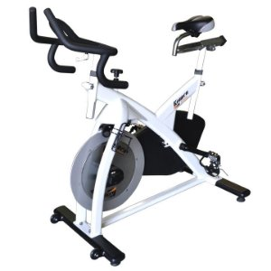 Bicicleta de Spinning PRO-68H Konnen Fitness s/painel Branco