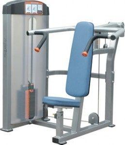 Shoulder Press - 200 LBS