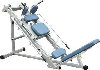 Leg Press / Hack Squat Machine