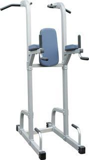 Vertical Knee Raise - High Bar