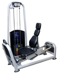 K Seated Leg Press - Konnen Fitness
