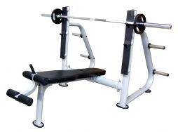 K Supain Decline Bench - Konnen Fitness