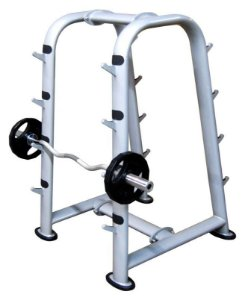 K Barbell Rack - Konnen Fitness