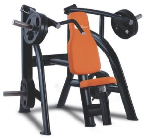 Seated Press (Without Plate) JS-1166 - Konnen Fitness