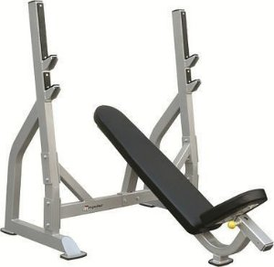 Incline Bench Press (Supino Inclinado) - Bike and Fitness