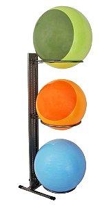 Suporte para bolas (gym ball)