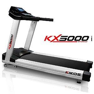 Esteira Profissional KX 5000 c/ 16 Programas 110V - Kikos
