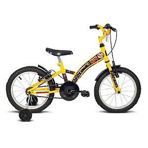 Bicicleta Aro 16 Verden Kids Amarelo - Verden