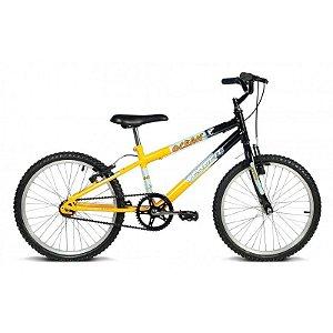 Bicicleta Aro 20 Ocean Amarelo/Preto - Verden