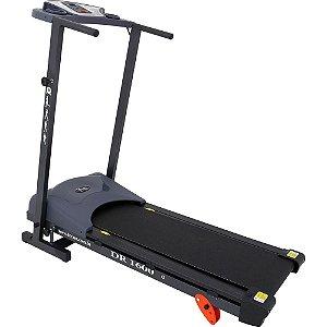 Esteira Eletrônica DR 1600 Bivolt - Dream Fitness