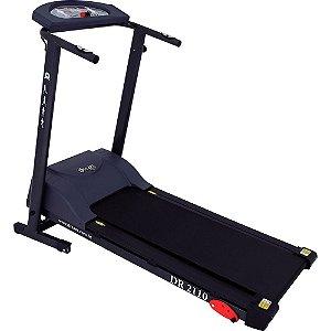 Esteira Eletrônica DR 2110 Bivolt - Dream Fitness