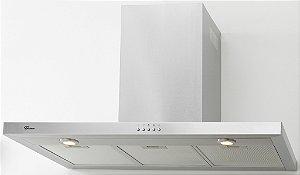 Coifa de Parede Fischer Tradition Line 90cm Inox 220V - Fischer