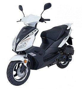 Scooter Miura 125 Branco - Bull Motocicletas