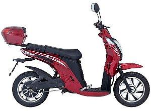 Scooter Elétrico Bel 500 Vermelho - Bull Motocicletas
