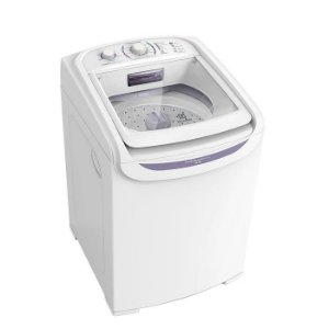 Lavadora Turbo LTD15 15 Kg Branco 127V - Electrolux