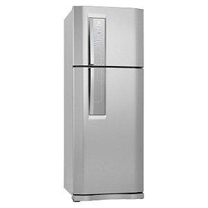 Refrigerador Frost Free DF51X Inox 427 Litros 2 Porta - Electrolux