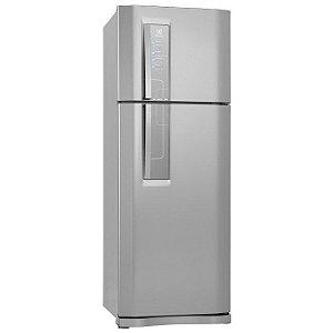 Refrigerador Frost Free DF52X Inox 459 Litros 2 Porta - Electrolux