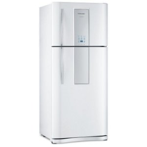 Refrigerador Infinity Frost Free DF80 Branco 553 Litros 2 Porta - Electrolux
