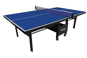 Mesa de Ping-Pong c/ Rodas Articulada 18 mm MDF - Klopf
