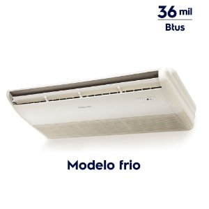 Ar Condicionado Piso Teto CE36F/CI36F 36.000 BTUS Frio 220V - Electrolux