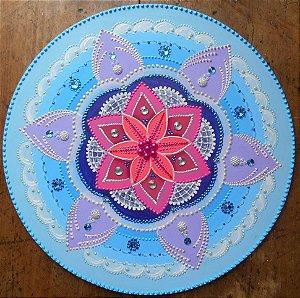 Mandala Delicada Benção