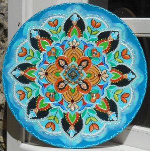 Mandala Roda da Fortuna