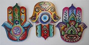 Mão de Fátima Trio