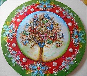 Mandala Jardim das Borboletas