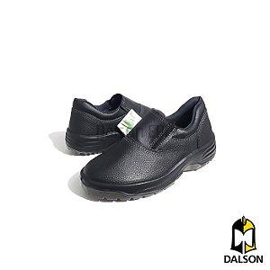 Sapato de elástico em couro Fujiwara CA 29675