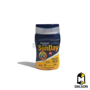 Protetor solar FPS 60 Sunday - 120ml