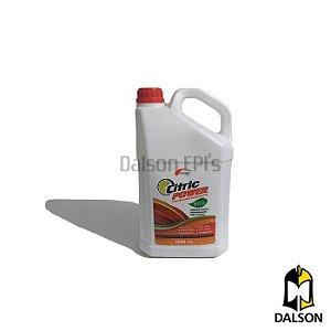 Sabonete líquido desengraxante profissional Citric Power com esfoliante biodegradável 4000ml