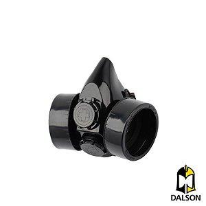 Respirador Carbografite silicone CG 306 sem filtro
