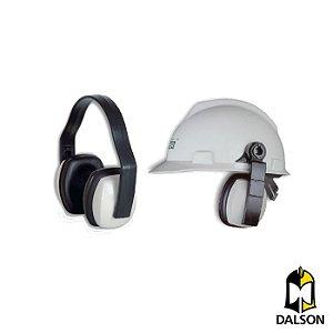 Kit Mark V abafador ruído para capacete MSA
