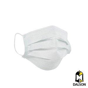 Máscara cirúrgica descartável - Caixa com 50 unidades