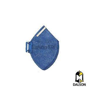 Máscara de proteção PFF2 sem válvula - N95 Descarpack CA 13211