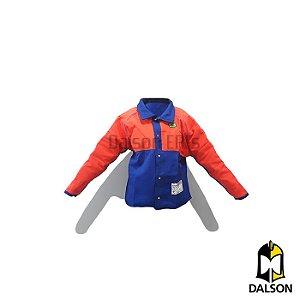 Camisa de proteção para usuário de motosserra CA 41080