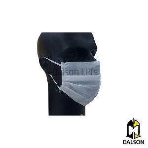 Máscara em TNT descartável - Caixa com 40 unidades