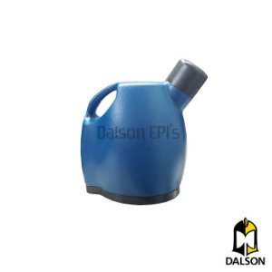 Botijão azul e preto 5 litros - Gufani