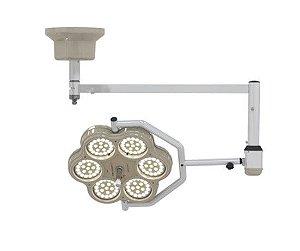 Foco Auxiliar Cirúrgico de Teto M300T LED (6 Bulbos)