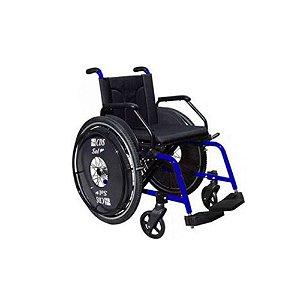 Cadeira de Rodas Sol Plus Obeso