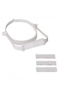 Lupa de Pala Vision - Branca - Lupas e Luminárias Estética - Estek