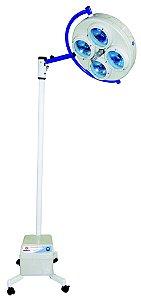 Foco Cirúrgico Auxiliar M300 (4 Bulbos) - Com Emergência