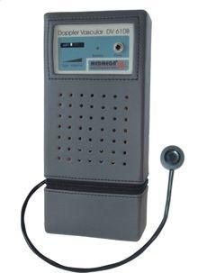 Doppler Vascular Portátil - DV 610 Veterinário