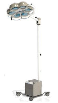 Foco Cirúrgico Auxiliar M300 (4 Bulbos)