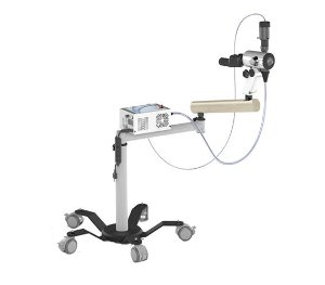 Colposcópio 16x Trinocular c/ Braço e Microcâmera - CPM7004TC LD