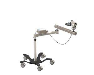 Colposcópio 5 Aumentos (5x, 7x, 14x, 21x e 25x) Binocular c/ Braço - CPM 7009
