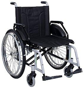 Cadeira de Rodas SOL PLUS - CDS em Alumínio