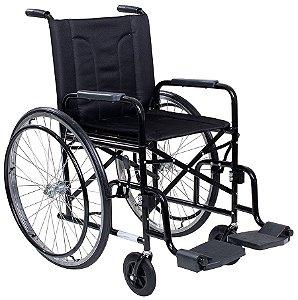 Cadeira de Rodas M2000 Assento e Encosto Almofadados