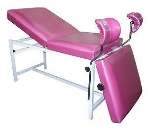 Mesa Ginecológica para Exames de Ultrassonografia