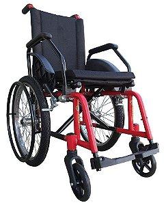 DUPLICADO - Cadeira de Rodas CONFORT em Alumínio CDS
